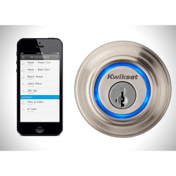 Kevo-iPhone-Operated-Door-Lock
