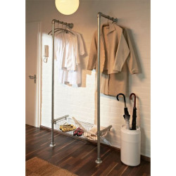 stylish_clothing_rack_from_pipe